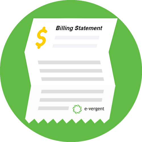 billing statement - Customer Portal